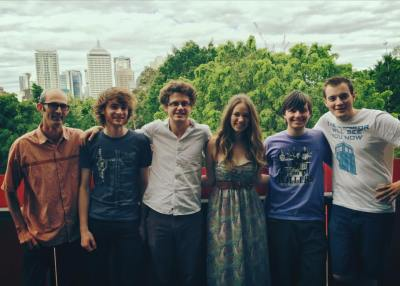 Final composition workshop 2014 Queensland Conservatorium of Music